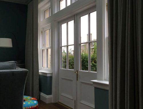 Sash and Case Windows