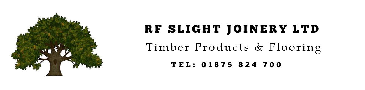 RF Slight – Timber Products Logo